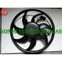 Motor Da Ventoinha + Hélice Fiat Palio Fire Behr 2002 Com Ar