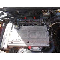 Motor E Caixa Fiat Marea Parcial 1.8 16v