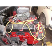 Motor V8 292 Novo Completo Aceito Trocas