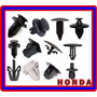 Honda Kit 93 Presilh Parabarro Parachoque Civic Fit Crv City