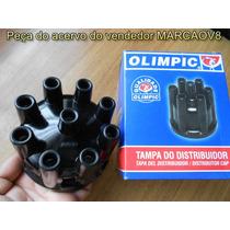 Tampa Do Distribuidor Maverick, Landau, Galaxie E Ltd V8 302