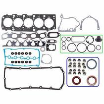 Junta Kit Retifica Motor C/ Ret Fiat Marea 2.4 20v 5 Cil