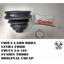 Coifa Homocinetica Roda Ford Fusion Todos Focus 2.0 16v
