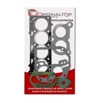 Jogo Junta Motor Vectra 2.0/2.2 16v Premium Carter Aluminio