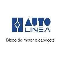 Par Cabeçote Autolinea+valvulas+junta Motor Fusca Vw1600 /84