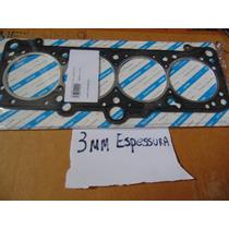 Junta Cabeçote Vw 1.6 1.8 2.0 Sob Medida 3mm Gol Saveiro