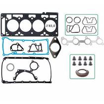 Kit Retifica Motor Aço C/ret Ford Fiesta Ka Focus 1.6 8v 99/