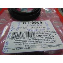 Retentor Lateral Coroa Cambio Automatico Civic 1.6 Ano 2000