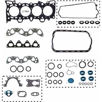 Kit Retifica Motor Honda Civic Crx /92 D16a7 Sohc 1.5 16v