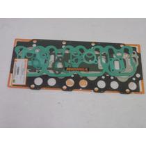 Kit Juntas Superior Cabeçote Dakota 2.5 Diesel Junta Amianto
