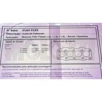 Junta Cabecote Fiat Palio 1.0/1.5 Todos - Gasolina/alcool