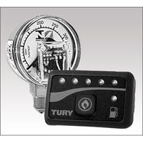Chave Slim Comutadora Gnv Tury T1200 Completa