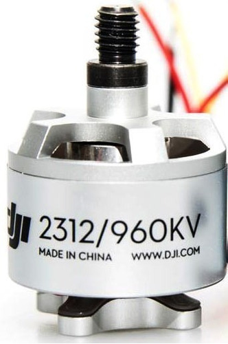 Motor Original Dji Phantom 2 2312 960kv Ph12 Cw