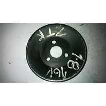 Polia Da Bomba De Direção Hidráulica Escort Zetec 1.8 16v