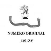 Mangueira Inferior Radiador 306 1.8 Engate Rapido (novo)