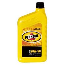 20w50 Pennzoil Motor Oil 55022807
