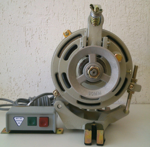 Motor Para Máquina De Costura Industrial Bivolt Silencioso.