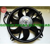Defletor + Motor Da Ventoinha + Hélice 307 / C4 Pallas