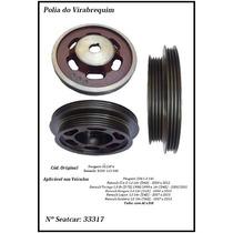 Polia Do Virabrequim Renault Clio Ii 1.0 16v De 2000 A 2012