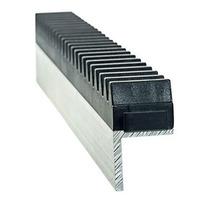 Cremalheira Aluminio Automatizadores Residenciais 1,50 Mts