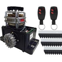 Motor De Portão Eletrônico Omegasat 220v 1/4 Rápido