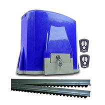 Kit Motor Deslizante Seg Solo Condomínio Alto Fluxo 1000 Kg