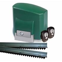 Kit Motor Portão Automatização Deslizante 1/4 Hp 110v/220v