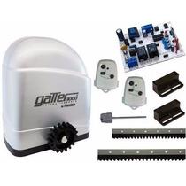 Kit Motor Portão Eletrônico Gatter 3000 1/4hp 127v Peccinin