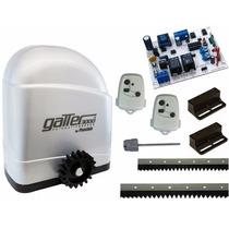 Kit Motor Portão Eletrônico Gatter 3000 1/4hp 220v Peccinin