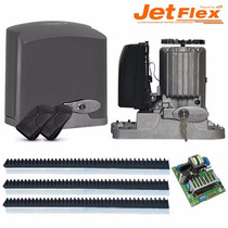 Motor De Portão Ppa Deslizante Dz Rio Turbo 1/2 Hp Jetflex