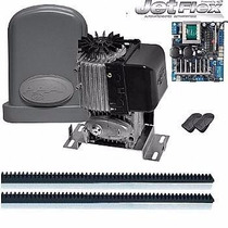 Kit Motor Para Portão Eletrônico Ppa Eurus Steel Jetflex 1/2