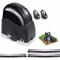 Kit Motor Para Portão Eletrônico Deslizante 1/4 Rcg 220v