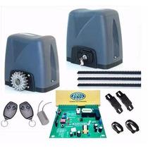 Kit Motor Para Portão Rossi Dz Nano Turbo 110v Ou 220v