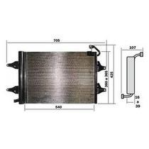 Condensador Vw Novo Gol Gv /fox/polo 03 > C/ Filtro