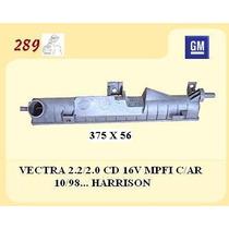 Caixa Radiador Vectra Superior 97/2005 Com Ar Valeo (brazado