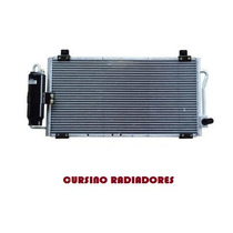 Condensador Ar Gm Celta 2000-2005- Original