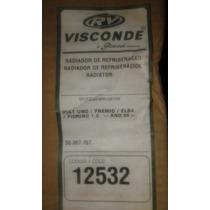 Radiador Para Fiat Uno/elba/fiorino 1.0 Ano 96