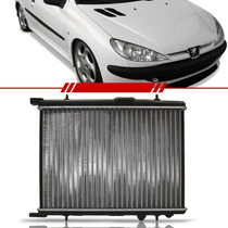 Radiador Peugeot 206 2001 Até 2008 207 307 Citroen Xsara