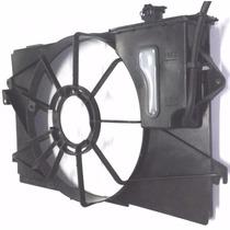 Defletor Do Radiador Corolla 2003 À 2007 (com Reservatório)