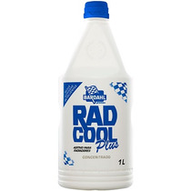 Aditivo Radiador Bardahl Radcool Plus Concentrado (azul)