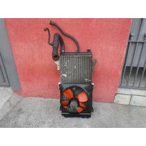 Radiador + Motor E Ventuinha Completo Escort 83/86 Usado Ok