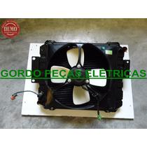 Radiador + Defletor + Motor Da Ventoinha Towner Truck