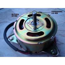 Motor Universal Ventoinha Radiador (novo) C/ Pino Adaptador