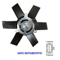Eletro Ventoinha Fiat Uno 1.0/1.3/1.5/1.6 90-93 C/s Ar