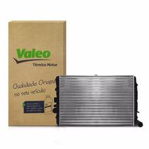 Radiador Agua Gol G2 G3 G4 1.6 Sem Ar Condicionado Valeo