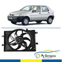 Defletor Da Ventoinha C/ Motor Palio Fire Behr 2001/2005