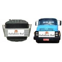 Kit Radiador Ar Intercooler Mbb 1113-2213 Motor Om352a