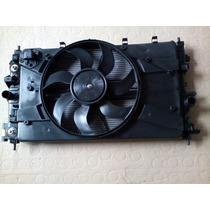 Kit Conjunto Condensador Eletro Radiador Chevrolet Cruze