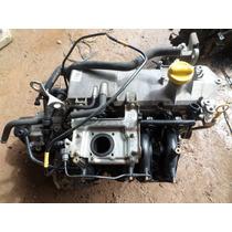 Motor Com Caixa De Marcha/sandero/2010/1.6/8v/4p