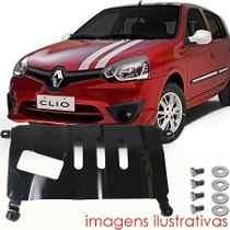 Protetor De Carter Renault Clio Hatch / Sedan Kangoo 1.0/1.6